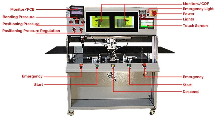 acf bonding machine price | low cost acf bonding machine